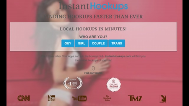 instant hookups searches
