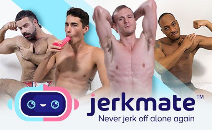Jerkmate Gay page